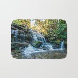 Somersby Falls, Central Coast, NSW, Australia Bath Mat
