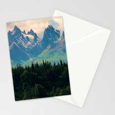 Escaping from woodland heights Stationery Cards