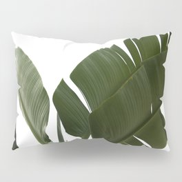 Travellers Palm Leaves 06 Pillow Sham