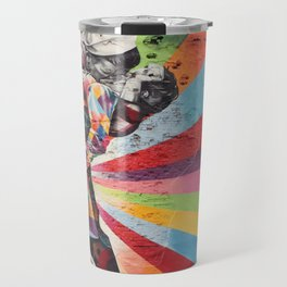 New York Graffiti Travel Mug