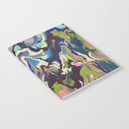Techno Wave Notebook