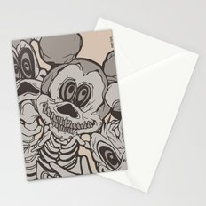 The Ojeros Invade the Magik Kingdom Stationery Cards