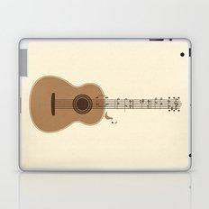 Classical Notation Laptop & iPad Skin