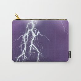 The Electric Woman Carry-All Pouch