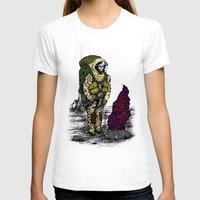 spaceman T-shirts featuring Spaceman by Mihail.Kosarenin