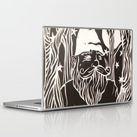 gnome Laptop & iPad Skins featuring Gnome by Aubree Eisenwinter