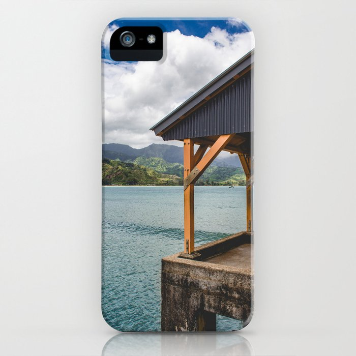 Kauai Bay iPhone Case