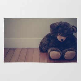 Lonely Bear Rug