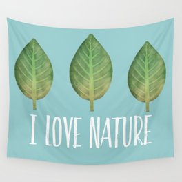 leaf-151 Wall Tapestry