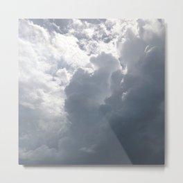 Heavenly Clouds Metal Print
