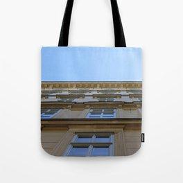 Abstract Vienna Tote Bag