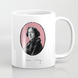 Authors - Oscar Wilde Coffee Mug
