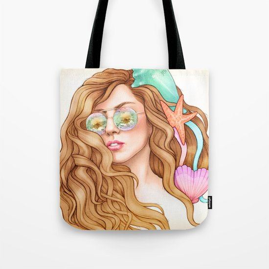 Free my mind, ARTPOP Tote Bag