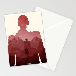 Hitman Stationery Cards