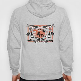 Sushi And Soy Sauce Hoody