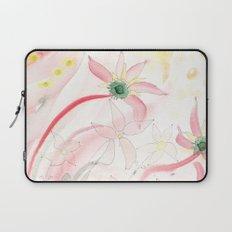 Summer flower meadow Laptop Sleeve