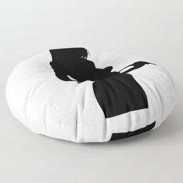 Dominatrix  Floor Pillow