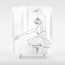 Katie Lynne Shower Curtain