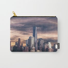 Dramatic City Skyline - NYC Carry-All Pouch