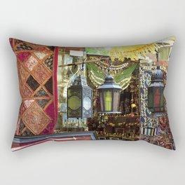 Arabian Lanterns 2! Rectangular Pillow