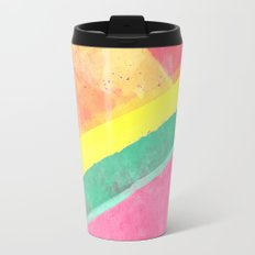 Twisted Melon Travel Mug