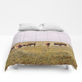 Montana Buffalo Range Comforters