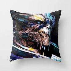 Archangel Throw Pillow