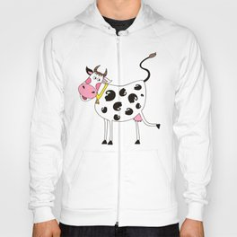 Funny cow Hoody