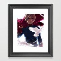 Count Troyard Framed Art Print