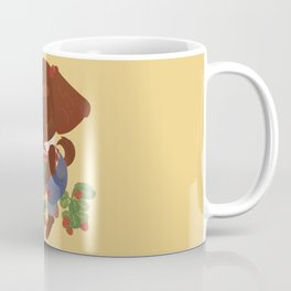 Strawberry Picker Coffee Mug