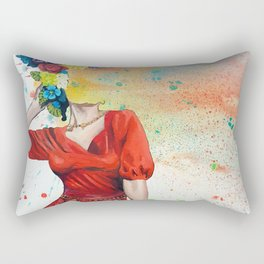 Blaire Hamilton Rectangular Pillow