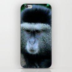 Unimpressed Monkey iPhone & iPod Skin