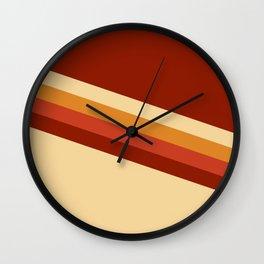 Honey Butter toast Wall Clock