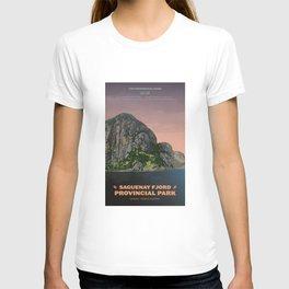 Saguenay Fjord Provincial Park T-shirt