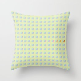 Pattern_A08 Throw Pillow