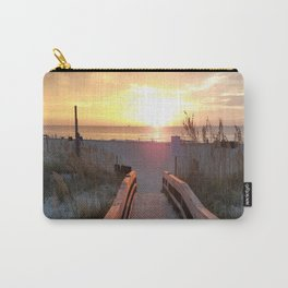 Good Morning Tybee Island Carry-All Pouch