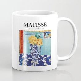 Matisse - Les Coucous, tapis bleu et rose Coffee Mug
