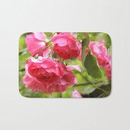 Rose Pink Bath Mat