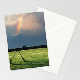 Farmer's Gold Stationery Cards