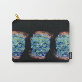 skull in nature Carry-All Pouch