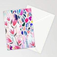 Be Brave, Be Kind Stationery Cards