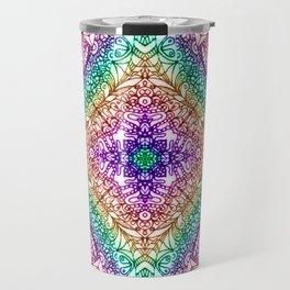 Mehndi Ethnic Style G342 Travel Mug