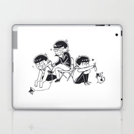 THE HOLY TRINITY PT II Laptop & iPad Skin