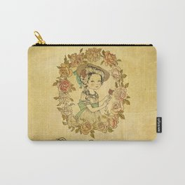 Petite Antoinette Carry-All Pouch