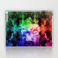 Inner Battle ~ Analog Zine Laptop & iPad Skin
