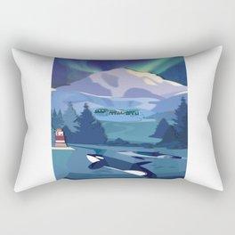 A Whale Story Rectangular Pillow