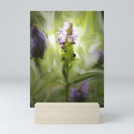 Stay Centered Mini Art Print