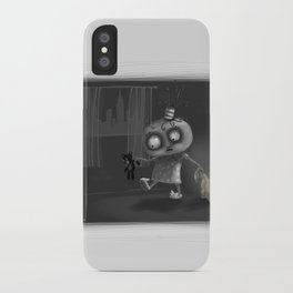 It is for your own safety iPhone Case