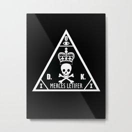 ICA Metal Print