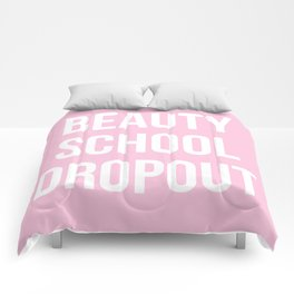 Beauty School Dropout - Grease Inspired Comforters